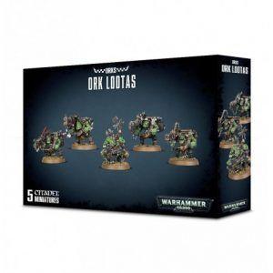 Orks: Ork Lootas (50-22)