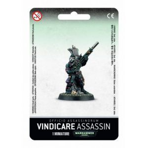 Officio Assassinorum: Vindicare Assassin (52-10)