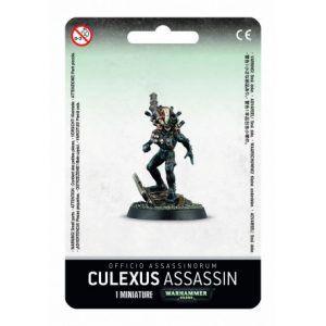 Officio Assassinorum: Culexus Assassin (52-11)