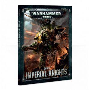 Imperial Knights: Codex (Español) (54-01)