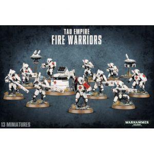 TAU Empire: Fire Warriors (56-06)