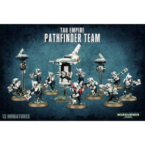 TAU Empire: Pathfinder Team (56-09)