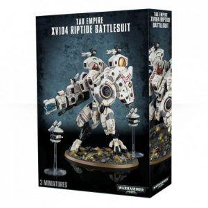TAU Empire: XV104 Riptide Battlesuit (56-13)