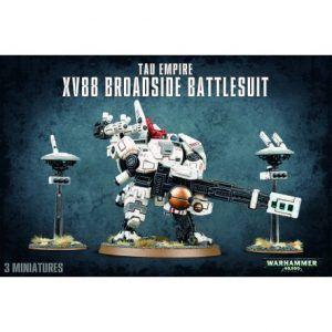 TAU Empire: XV88 Broadside Battlesuit (56-15)