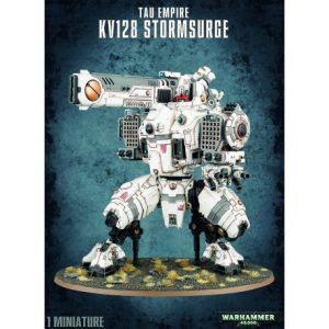 TAU Empire: KV128 Stormsurge (56-18)