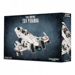 TAU Empire: TX4 Piranha (56-19)