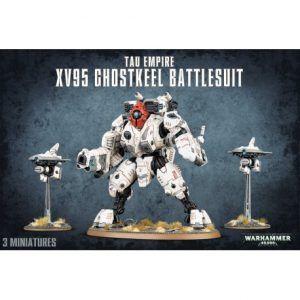 TAU Empire: XV95 Ghostkeel Battlesuit (56-20)