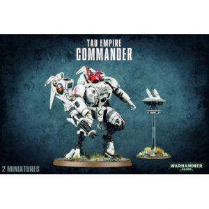 TAU Empire: Commander (56-22)