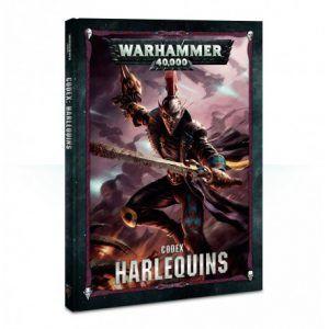 Harlequins: Codex (Español) (58-01)