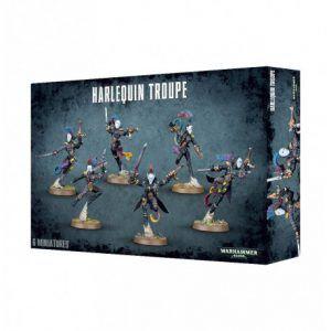 Harlequins: Troupe (58-10)