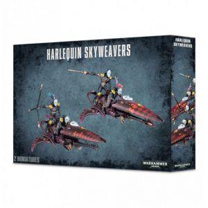Harlequins: Skyweavers (58-11)