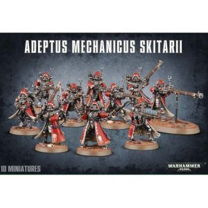 Adeptus Mechanicus: Skitarii (59-10)