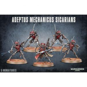 Adeptus Mechanicus: Sicarians (59-11)