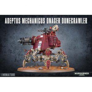 Adeptus Mechanicus: Onager Dunecrawler (59-13)