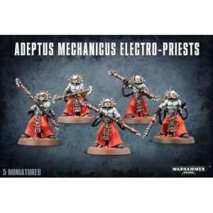 Adeptus Mechanicus: Electro-Priests (59-15)