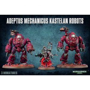 Adeptus Mechanicus: Kastelan Robots (59-16)