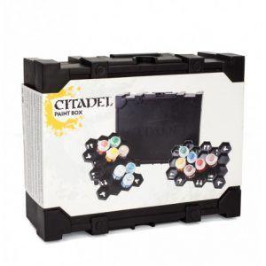 CITADEL PAINT BOX (60-67)