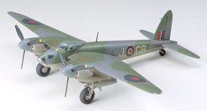 1:72 Tamiya: De Havilland Mosquito B Mk.IV/PR Mk.IV (60753)