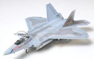 1:72 Tamiya: F-22 Raptor (60763)