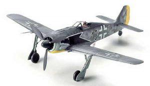 1:72 Tamiya: Focke Wolf 190 A-3 (60766)