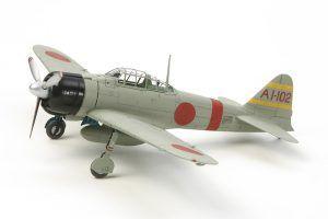 1:72 Tamiya: Mitsubishi A6M2b (ZEKE) – Zero Fighter (60780)
