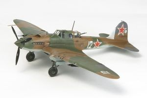 1:72 Tamiya: Ilyshin IL-2 Shturmovik (60781)