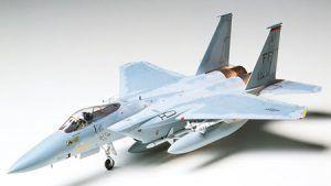 1:48 Tamiya: McDonnell Douglas F-15C Eagle (61029)
