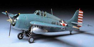 1:48 Tamiya: Wildcat F4F4 (61034)