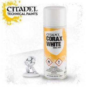 CORAX WHITE SPRAY (62-01)
