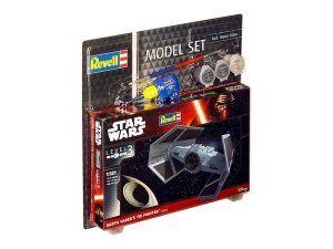 1:121 Revell 63602 Darth Vader's Tie Fighter – Model Set
