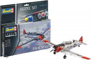 1.72 Revell Model Set T-6 G Texan