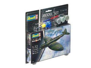 1:72 Revell 63962 Heinkel He70 F-2  – Model Set