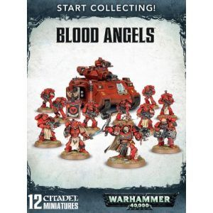 Blood Angels: Start Collecting (70-41)