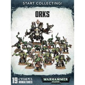 Orks: Start Collecting (70-50)