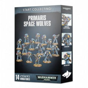 Space Wolves: Start Collecting Primaris Space Wolves (70-53)