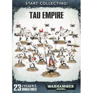 TAU Empire: Start Collecting (70-56)