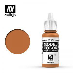 Model Color: Marron Naranja 70981