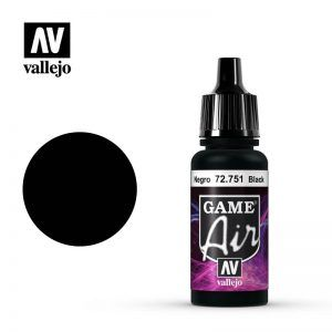 Game Air: Negro 72751