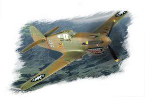 1:72 Hobby Boss 80209 P-40B/C HAWK-81A
