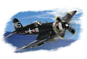 1:72 Hobby Boss 80218 F4U-4 Corsair