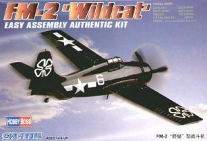 1:72 Hobby Boss 80222 FM-2 Wildcat