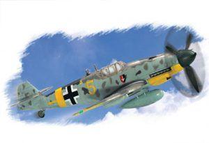 1:72 Hobby Boss 80223 Bf109 G-2