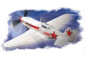 1:72 Hobby Boss 80229 Soviet Fighter Mig-3
