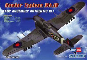 1:72 Hobby Boss 80232 Hawker Typhoon