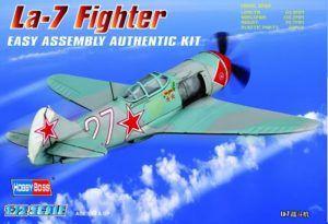 1:72 Hobby Boss 80236 LA-7 Fighter
