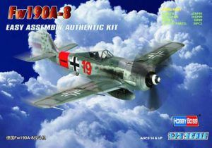 1:72 Hobby Boss 80244 Focke-Wulf Fw190A-8