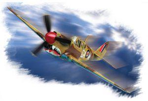 1:72 Hobby Boss 80251 P-40M Kitty Hawk