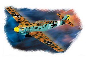 1:72 Hobby Boss 80261 Bf109 E4 TROP