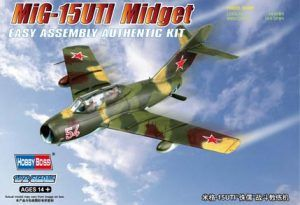 1:72 Hobby Boss 80262 MiG-15UTI Midget