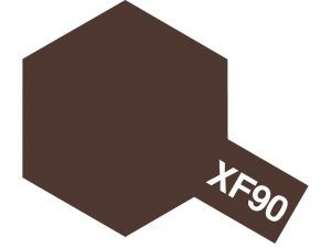 Acrylic Mini XF-90 Red Brown 2